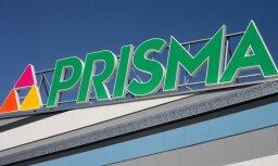 Veikalu 'Prisma' apgrozījums pērn sarucis par 32%
