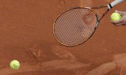 Latvijas tenisisti Deivisa kausa spēlē uzvar Armēniju