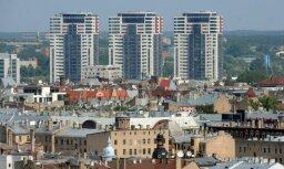 No pāris centiem līdz 8900 eiro – kāds nodoklis jāmaksā par īpašumu Rīgā