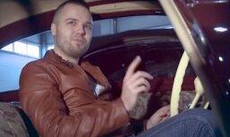 'Tas būs pēdējais, no kā atteikšos' – Valters Frīdenbergs par vectēva mantojuma 'Hanomag' auto