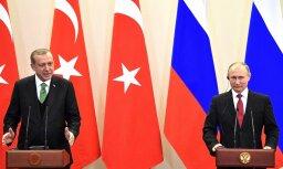 'Gazprom' sāk 'TurkStream' celtniecību