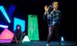 Leļļu teātra aktrise Santa Didžus iegūst balvu starptautiskā festivālā