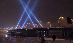 Atklāj atjaunoto Ventas tiltu