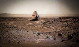 Маск представил план пилотируемого полета к Марсу с доставкой миллиона человек