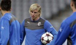 Bijušais Čehijas izlases futbolists Rajtorāls izdarījis pašnāvību