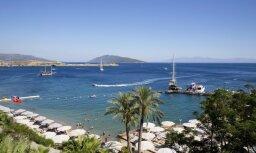 Возле курортных городов Турции и Греции произошло мощное землетрясение