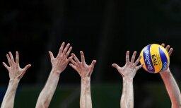 Latvijas jauniešu un junioru volejbola izlasēm triumfāla Baltijas kausa izcīņa