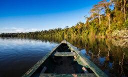 В Амазонии члены наркомафии изнасиловали и убили британскую путешественницу