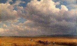 Būs skatāma izstāde 'Krievu mākslas zelta klasika. 19. gadsimts'