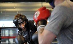 Mairis Briedis nodibina boksa iniciatīvu atbalsta biedrību jauniešu iesaistīšanai sportā