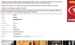 Aculiecinieks: Izīrē dzīvokli, lai 'kārtīgs latvietis' varētu vēlēt Rīgas domi
