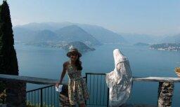Vasaras ceļojuma stāsts: Milānas uzbāzīgie tirgoņi, svelme un Itālijas ezeru veldze