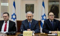 ASV sankciju ietekmē Irāna vai nu piekāpsies vai sabruks, pauž Izraēlas ministrs