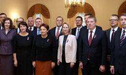 Ministri slavē prezidentūras laikā paveikto un spēju panākt ES līmeņa vienošanās par ieilgušajiem jautājumiem
