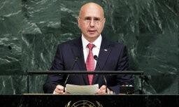 Премьер Молдавии в ООН потребовал вывода военных России из Приднестровья