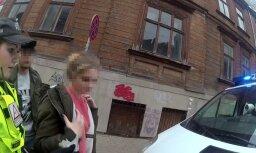 Полицейский вне рабочего времени задержал в Риге юного наркоторговца