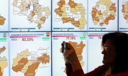 Krievijas prezidenta vēlēšanu aktivitāte ir falsificēta, pamato Navaļnijs