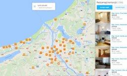 Izīrē dzīvokli - dzīvokļu īre Rīgā, Rīgas centrā, Jūrmalā, īres cenas