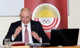 Par Latvijas Olimpiskās akadēmijas prezidentu atkārtoti ievēlēts Ivans Klementjevs