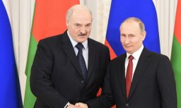 Лукашенко назвал переговоры с Путиным тяжелыми
