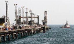 Naftas tirgū pārprodukcija beigusies; prognozē cenu atgūšanos