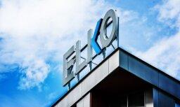 'Elko grupa' pērn apgrozījusi gandrīz pusotru miljardu eiro