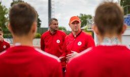 Paziņoti Latvijas U-17 futbola izlases kandidāti EČ kvalifikācijai Gruzijā