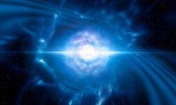 Рядом с затихшим пульсаром нашли загадочный объект