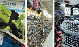 'Domina Shopping' atvērs sporta preču milža 'Sports Direct' veikalu