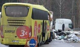 Трагедия в Эстонии: все пассажиры автобуса Simple Express были застрахованы