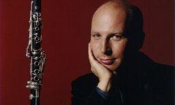 Orķestra 'Rīga' sezonas atklāšanas koncertā uzstāsies izcilais klarnetists Hokans Rosengrens