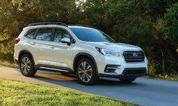 'Subaru' prezentējis savu vislielāko apvidnieku 'Ascent'