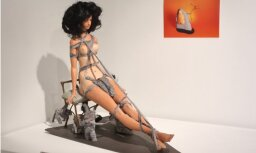 ФОТО: В Риге проходит фестиваль кукольного искусства