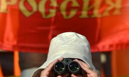 DP aizturējusi pensijas vecuma vīrieti aizdomās par spiegošanu Krievijas labā