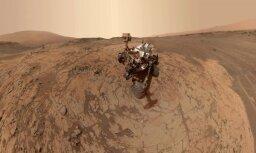 Ērmīgas un neticamas lietas, ko cilvēki saskatījuši uz Marsa