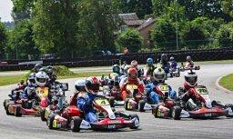LMT Autosporta Akadēmijas Skolu kartinga kausa otrajā sezonā startēs jau 15 izglītības iestādes