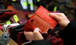 Kopējie nodokļu parādi Latvijā janvāra sākumā – 1,36 miljardi eiro