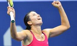 Sevastova pēc lieliskā snieguma Dubaijā sasniedz jaunu karjeras rekordu WTA rangā