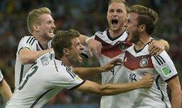 ВИДЕО, ФОТО: как европейская сборная впервые выиграла чемпионат в Южной Америке
