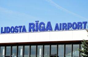 """Аэропорт """"Рига"""""""