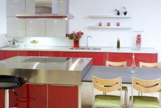 Kā pareizi ieplānot salas tipa virsmu virtuvē
