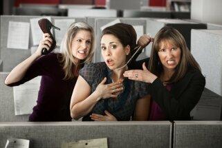 Как женщины ведут себя с соперницами: пять типажей