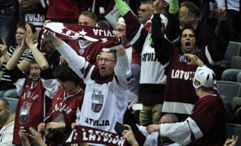 Pasaules hokeja čempionātā 20. reizi skanēs 'sarauj, Latvija!'