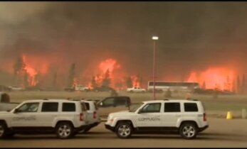 Baisajā Kanādas ugunsgrēkā nopostītas jau 1600 ēkas