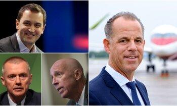 Jaunākais saraksts: uzņēmumu vadītāji, kuri atteikušies no daļas algas Covid-19 ietekmes dēļ