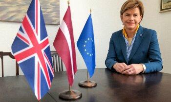 Nevaru pateikt, kā mainīsies, bet mainīsies: saruna ar Latvijas vēstnieci Lielbritānijā Baibu Braži