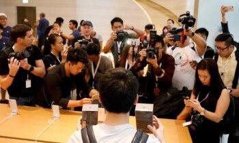 В мире начались продажи iPhone 8, а это — нелепые ФОТО