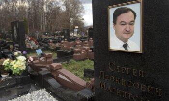 No Eiropas mēroga Magņitska likuma vēlas izņemt mirušā advokāta vārdu
