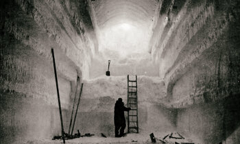 4000 km tuneļu un 600 kodolraķešu zem Grenlandes sniega – slepenais projekts 'Iceworm'