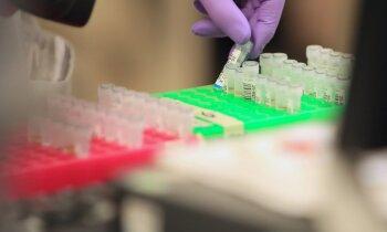 'Covid-19' analīžu nodošanu no sestdienas nodrošina arī 'E.Gulbja laboratorija'